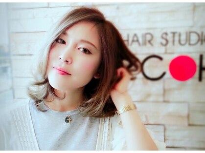 ヘアスタジオ エコー(hair studio ecoH)の写真