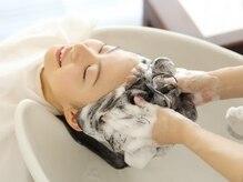 ビビ(BIBI)の雰囲気(気持ち良い手洗いシャンプーでリラックス♪)