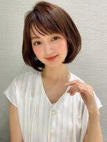 髪質改善/ホワイトアッシュ/黒髪/エアリーミディ/くびれヘア