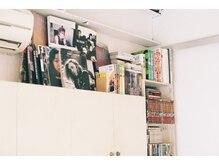 オルタ(OLTA)の雰囲気(漫画や雑誌など豊富に揃ってます!ブリーチ/カラー)