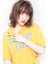 リラ バイ クオーレ(LIRA by CUORE)イメチェンくびれミディアム#小顔前髪