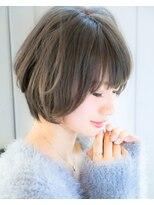 リル ヘアーデザイン(Rire hair design)【Rire-リル銀座-】美シルエット☆エレガントショートボブ