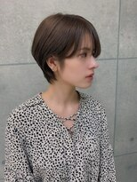 アッシュ 桜新町店(Ash)大人抜け感ショート
