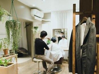 コッテ(Cotte)の写真/大人のメンズスタイルが多くの男性客にも支持されるサロン。