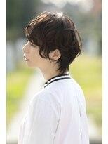 カインド 南青山(hair&make up KIND)【骨格補正効果抜群!】 レディースショート
