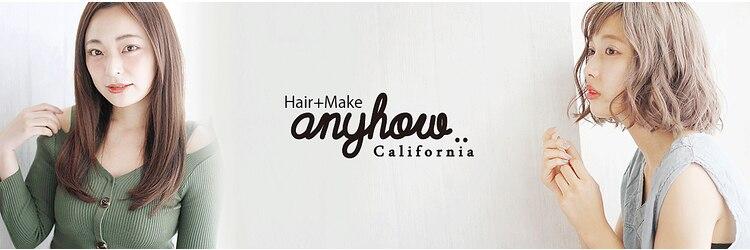 エニーハウ 川口駅東口(Hair & Make anyhow)のサロンヘッダー