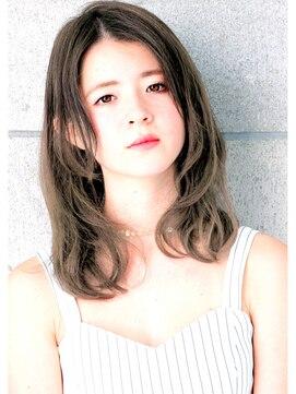 ヘアサロン ガリカ 表参道(hair salon Gallica)☆『 ラフ & ルーズ 』な外国人風 ☆ 無造作medium ♪ ☆