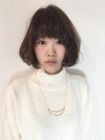 エトネ ヘアーサロン 仙台駅前(eTONe hair salon)【eTONe】柔らかいボブ