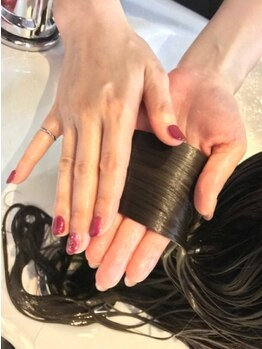 """アクトイズム(act ISM)の写真/世界最高レベルの研究から生み出された""""グローバルミルボン""""取扱い◎健やかな髪へと導き本来の美しさへ―。"""