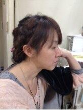 美容室イシカワ ラッシュ立石店(ISHIKAWA)阿部 麻里子