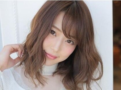 アグ ヘアー ブローチ 岡山イオン前店(Agu hair brooch)の写真