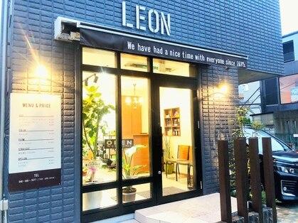 ヘア デザイン レオン(hair design Leon)の写真