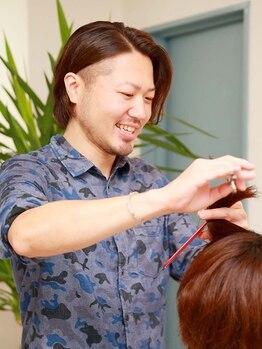 アルスヘアデザイン(ars hair design)の写真/一人ひとりの個性を活かしつつ、トレンドや再現性の高さもプラスしたワンランク上のStyleを提案します◎