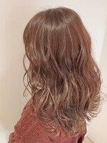 ネオヘアー 東向島店(NEO Hair)マロンブラウン