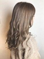 フレア ヘア サロン(FLEAR hair salon)ハイライト煌びやかカラー