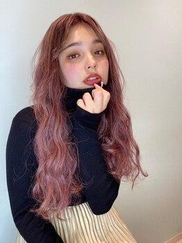 ラニス ヘア(Lanis hair)の写真/外国人風カラーで大人の透明感♪髪質×雰囲気・イメージに合う色味で、理想のなりたいに近づけます☆