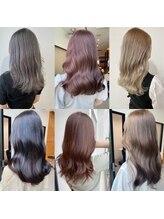 【流行り風の韓国風☆艶髪hair】secretマグネットカラー/マグネットトリートメント(伊藤/熊谷)