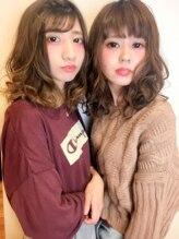 エルパティオ(EL PATIO)autumn girls! シースルー×うぶバング [PATIO/枝川]