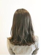 ヘアーメイク セラヴィ(Hair Make C'EST LA VIE)ミディアムウエーブ