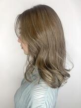 ソーホーヘアーアンドデザイン 姪浜店(SOHO Hair&Design)*SOHO姪浜*ハイライトカラー