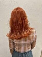 ロマリア(Lomalia)orange color