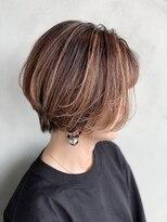 ルーチェ ヘアサロン(Luce hair salon)クール系ショート