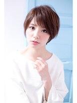 【shiomi H】ゆるふわショートスタイル