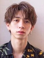 オーシャン トーキョー サニー(OCEAN TOKYO Sunny)ニュアンスハーフアップ