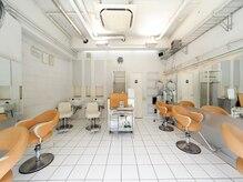 ヘアープランナー ハウサ(Hair planner hausa.)の雰囲気(幅広い年代のお客様に愛される人気サロンです!)