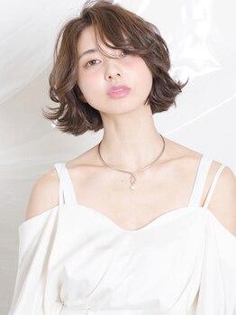 アビーヘアー 西大島店(abie hair)の写真/《ホンモノ志向を求める方へ》ツヤ感、色持ちが良く痛みにくい【AVEDAカラー】を使用。