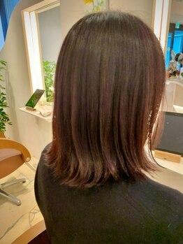 キップヘアー(Kip Hair.)の写真/あなたにピッタリのカラーで若々しく明るい印象に☆自然な仕上がりで、健康的で透明感のある仕上がりへ♪