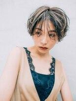 おしゃれカラーのハンサムボブ【戸塚】【踊場】【東戸塚】