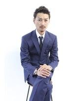 【Noir】Men's salon businessman 01