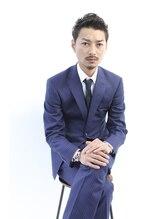 ノアール(Noir)【Noir】Men's salon businessman 01