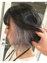 バンクスヘアー(BANK'S HAIR)インナーホワイト