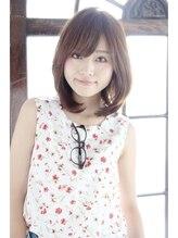 ヘアーラウンジ オハナ(Hair Lounge ohana)【ohana】ナチュラル☆かわいい☆ワンカールミディ『宮廻』