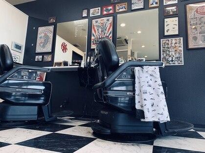 バーバーオブアニュースタイルワンダーセカンド(Barber of a NEWSTA eL WONDER 2ND)の写真