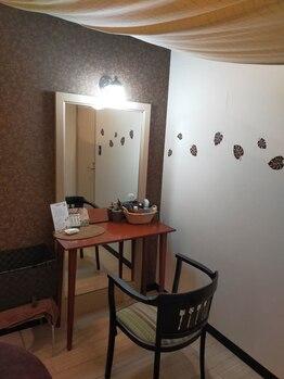 小堀巖美容室 クチュール 本店の写真/《密にならないVIPルームが魅力》自分だけの時間を堪能できる◎お子様連れにもオススメです♪