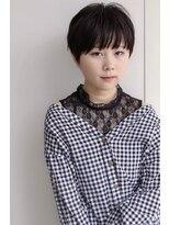 【Velis】黒髪コンパクトショートヘア♪