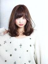 【HAIR DIMENSION 青山]大人かわいい小顔グラマラスボブディ♪