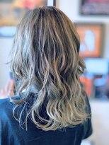 クラシコ ヘアー(CLASSICO hair)バレイヤージュカラー