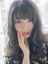 オジコ(ojiko)☆月曜営業☆【ojiko.】大人可愛いゆるふわグレージュカラー