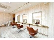 ヘアスタジオ ジュピター(hair studio jupiter)の雰囲気(『jupiter/つくば』2階/半個室)