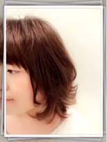 ポッシュ 門前仲町(HAIR&MAKE POSH) chocolat brown