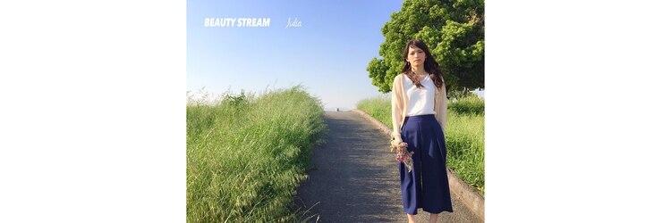ビューティーストリーム ジュリア(EAUTY STREAM Julia)のサロンヘッダー