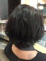 ヘアー ドレッシング グロース(HAIR DRESSING Growth)ナチュラル&cuteヘア