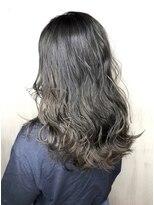 ソース ヘアアトリエ 梅田(Source hair atelier)【SOURCE】ダークグレージュ