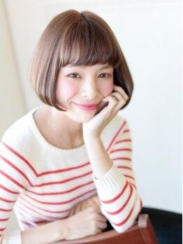 ミューズ 西友小手指店(Muse)の写真/「スタイリングに時間がかかる!」ハネ・クセを抑えて扱いやすくまとまる髪へ☆自然・柔らかな質感も◎