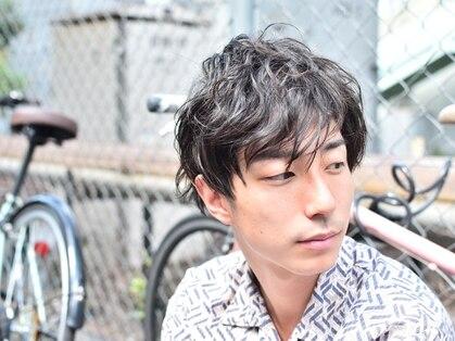 フリリ 新宿(Hulili men's hair salon)の写真