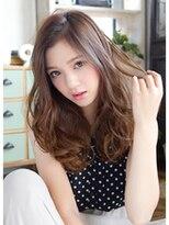 ソース ヘア アトリエ 京橋(Source hair atelier)【Source】スプリング☆カジュアルウェーブ